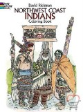 Northwest Coast Indians Coloring Book
