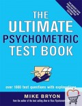 The Ultimate Psychometric Test Book: Over 1,000 Test Questions with Explanations