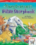 The Young Learner's Bible Storybook: 52 Stories with Activities for Family Fun and Learning