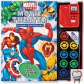Marvel Heroes Movie Theater Storybook with Other
