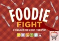 Foodie Fight: A Trivia Game for Serious Food Lovers with Dice and Cards and Other and Gameboard
