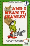 And I Mean It, Stanley Book and Tape with Book(s)