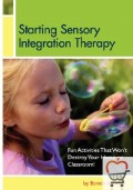 Starting Sensory Integration Therapy: Fun Activities That Won't Destroy Your Home