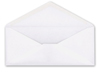 "Efficiency Commercial Envelopes, #10, size 4 1/8"" x 9 1/2"", 500"
