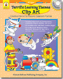Terrific Learning Themes Clip Art Book