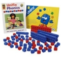 UNIFIX Letter Cubes, Small Group Set