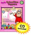 Schooltime Toppers Clip Art with CD