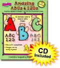 Amazing ABCs & 123s Clip Art with CD