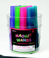 Magnet Wands, Assorted Wands (Class Pack of 24)