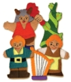 Jack and the Beanstalk FingerTale Puppets