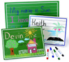 "Double-Sided Pupil Board, 9"" x 12"", Set of 10"