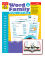 Word Family Stories & Activities, Level A, Grades K-2