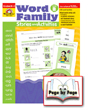 Word Family Stories & Activities, Level B, Grades K-2
