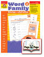 Word Family Stories & Activities, Level C, Grades 1-3