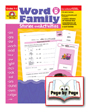 Word Family Stories & Activities, Level D, Grades 1-3