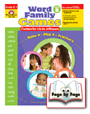 Word Family Games, Level B, Grades K-2