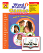 Word Family Games, Level C, Grades 1-3