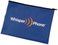 WhisperPhone Deluxe Storage Pouch, Multipack of 48