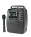Portable PA system with  Cassette - 30 watt