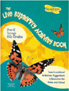 Live Butterfly Activity Book