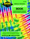 Basic/Not Boring Middle Grades Language Arts Book