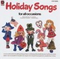 Holiday Songs For All Occasions, CD