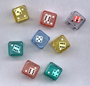 Double Dice, Set of 8
