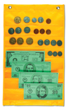 Money Pocket Chart and Play Money