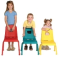 Creative Colors Split Bucket Chairs