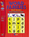 Building Word Families: Short Vowels