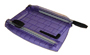 Purple Cows 2 in 1 Paper Trimmer