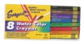 Sargent Art Watercolor Crayons, 8 count