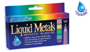 Liquid Metals Metallic Washable Markers, 6 count