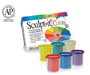 Sculptit!, 6 pc. color jars