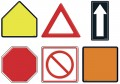 Classic Accents Variety Pack, Safety Signs