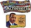 African-American Achievers Bulletin Board Set