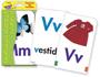 El Alfabeto y Palabras con Imagenes (Alphabet & Picture Words) Pocket Flash Cards