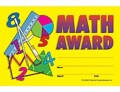 Math Awards