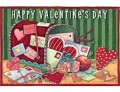 Susan Winget Valentines Day Postcards