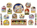 Mary Engelbreit We Love Books Bulletin Board Set