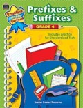 Practice Makes Perfect: Prefixes & Suffixes, Grade 4