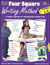 Four Square Writing Method Series, Grades 1-3