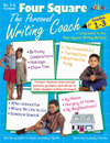 Four Square: The Personal Writing Coach, Grades 1-3