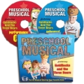 Preschool Musical: Goldilocks 2-CD Set