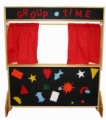 Deluxe Puppet Theater, Flannel