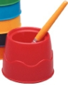 Stable Water Pot, Single red pot