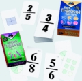 Fraction Combo Set Flash Cards