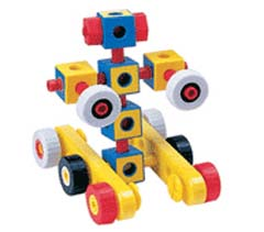 Construct-It Early Builder, 79 pieces