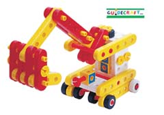Construct-It Early Builder, 160 pieces