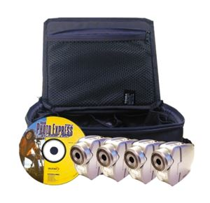 Camcorder Explorer Kit with 4 Cameras, Curriculum Guide, CD ROM and Nylon Case